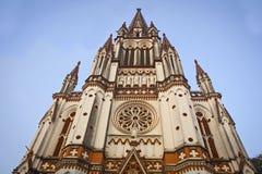 Catholic Church in Trichy,Tamil Nadu Royalty Free Stock Photo