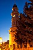 Catholic Church in Uzhhorod City Royalty Free Stock Images