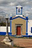 Catholic church in Vila Vicosa, Portugal Stock Photography