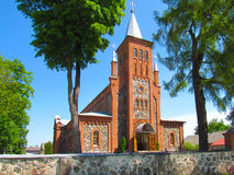 Catholic Church. Virgin Mary Roman Catholic Church Royalty Free Stock Photography