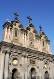 Catholic Church in Xian China Stock Photos