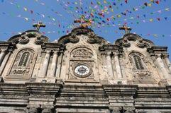 Catholic Church in Xian China Royalty Free Stock Photo