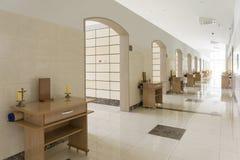 Catholic cinerarium Royalty Free Stock Images