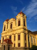 Catholic Dome 2 - Timisoara, Romania royalty free stock photos