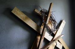 Catholic dungeons Stock Image