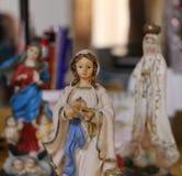 Catholic holy images royalty free stock photography