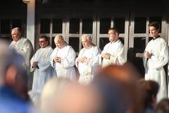 Catholic mass Stock Photos