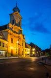Catholic medieval church in Brasov, Romania royalty free stock photos