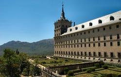 Catholic monastery Royalty Free Stock Image