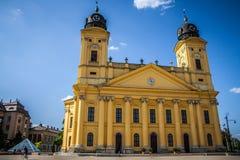 Catholic Monastery. In Debrecen Hungary Royalty Free Stock Photography