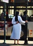 Catholic nun Stock Images