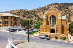 Catholic Parish in Bisbee Royalty Free Stock Photo