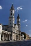 Catholic Parish and University Church Ludwigskirche in Munich, G Stock Photos