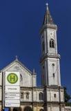 Catholic Parish and University Church Ludwigskirche in Munich, G Royalty Free Stock Photography