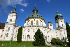 Catholic pilgrimage site in Bavaria Royalty Free Stock Images