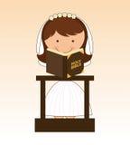 Catholic religion. Design, vector illustration eps10 graphic Royalty Free Stock Photos