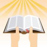Catholic religion. Design, vector illustration eps10 graphic Stock Image