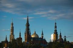 Catholic Sanctuary Royalty Free Stock Image