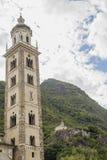 Catholic shrine of the Madonna di Tirano Royalty Free Stock Photography