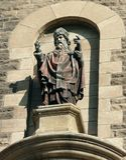 Catholic Statue Stock Images