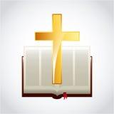 Catholic symbol. Design, vector illustration eps10 graphic vector illustration