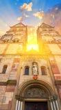 Catholic temple Royalty Free Stock Photo