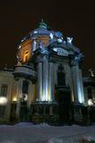 Catholic temple Royalty Free Stock Photography