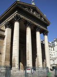 Catholic temple. The current Old Catholic church in the center of Paris Royalty Free Stock Photos