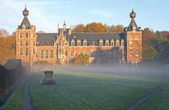 The Catholic University of Leuven Royalty Free Stock Image