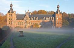 The Catholic University of Leuven. Arenberg Castle in the campus of the Catholic University of Leuven, Belgium Royalty Free Stock Image