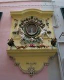 Catholic wall niche Stock Photo