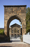 Catholicos Residence in Etchmiadzin monastery. Armenia Royalty Free Stock Photos