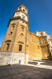 Cathredral in Cadiz, southern Spain Royalty Free Stock Photos