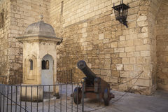 The cathredral of Palma Stock Image