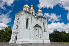 Cathrine Church of Chernihiv Royalty Free Stock Images