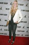 """Cathrine Shermann """"al prima nel vostro sonno"""", cinema di Arclight, Hollywood, CA 04-15-10 Immagine Stock Libera da Diritti"""