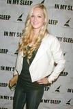 """Cathrine Shermann """"na premier no seu sono"""", cinemas de Arclight, Hollywood, CA 04-15-10 imagem de stock"""