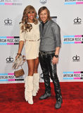 Cathy Guetta, David Guetta, Royalty Free Stock Images