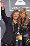 Cathy Guetta, David Guetta Royalty Free Stock Image