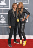 Cathy Guetta, David Guetta Royalty Free Stock Photos