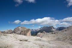Catinaccio - Dolomiti (意大利) 库存照片