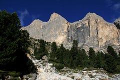 The Catinaccio peak Royalty Free Stock Image