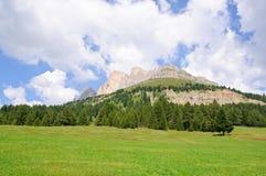 Catinaccio/Rosengartenspitze - Dolomia, Italia Immagini Stock