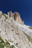 Catinaccio - Sforcella peak Royalty Free Stock Photography