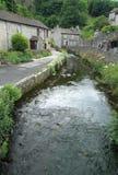 Peakshole Water in Castleton Stock Photography