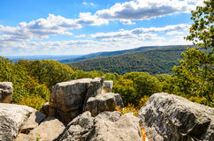 Catoctin Mountain Park royalty free stock image