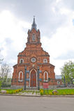 Catolic Church in Vldaimir Royalty Free Stock Photography