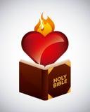 Catolic religion design Stock Photography