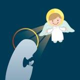 Catolic religion design Stock Photos