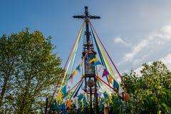 Catolicismo no Polônia fotos de stock